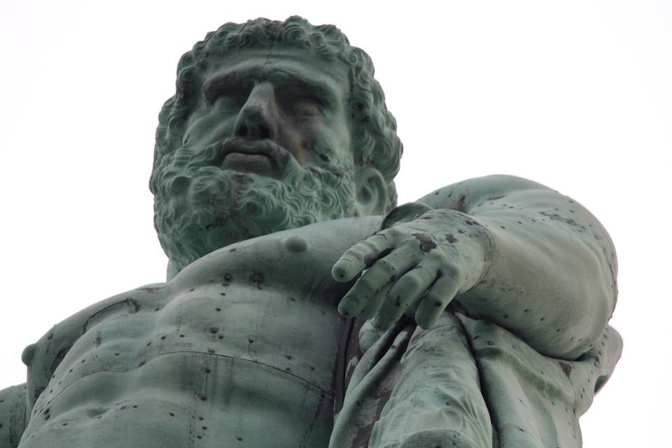 Hercules, Kassel, Statue, Landmark, World Heritage