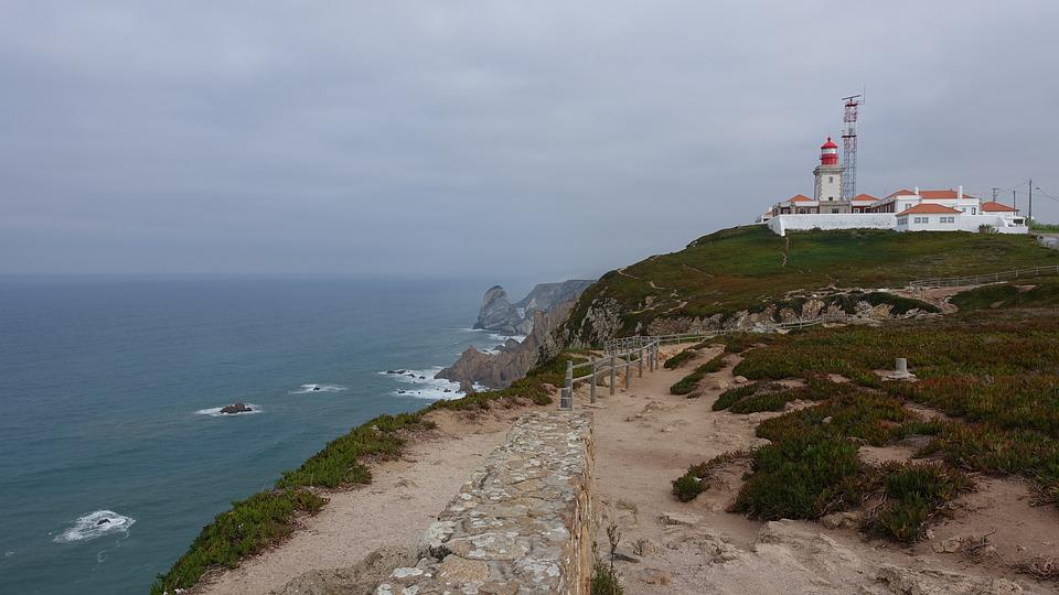 Scenery, Lands End Village, Europe The End Of, Atlantic