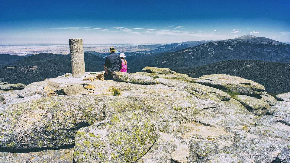 Adventure, Clouds, Daylight, Family, Hike, Landscape