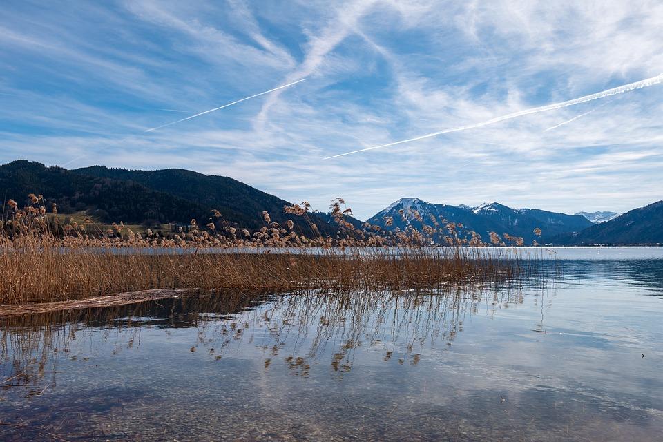 Tegernsee, Mountains, Lake, Alpine, Landscape, Nature