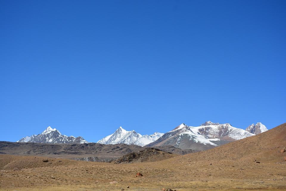 Mountains, Alps, Barren, Barren Mountain, Landscape
