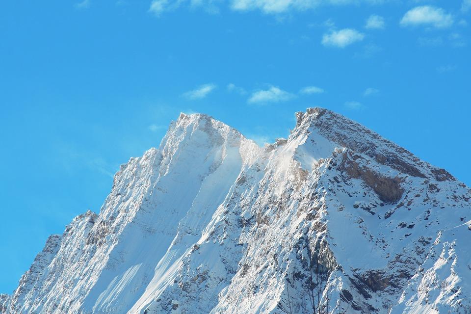 The Echalp, Queiras, Alps, Nature, Mountain, Landscape