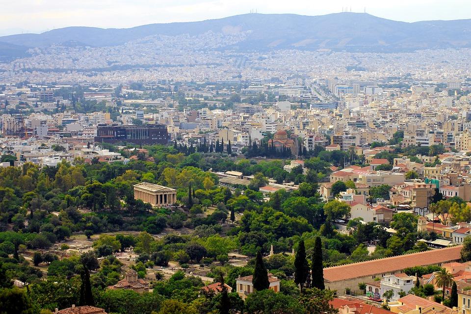Athens, Greece, Landscape, Culture, Ancient, History