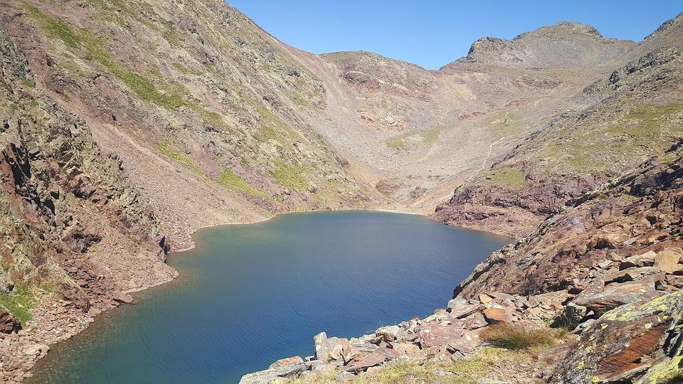 Mountain, Landscape, Comapedrosa, Andorra