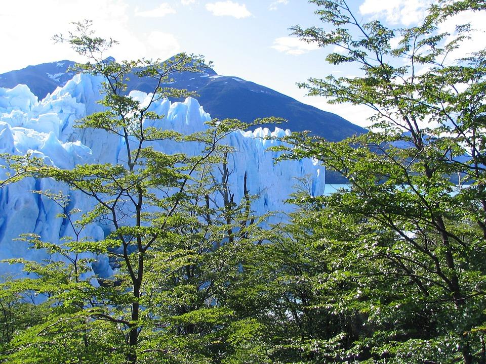 Glacier, Nature, Argentina, Landscape, Perito Moreno