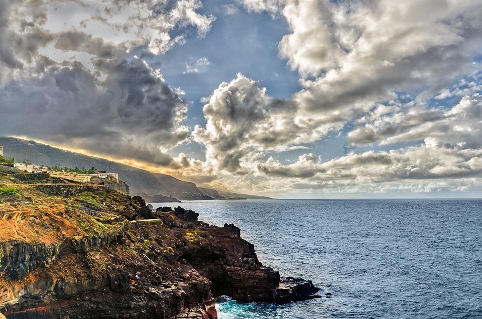 Landscape, Atlantic, Nature, Sea, Coast, Coast Line