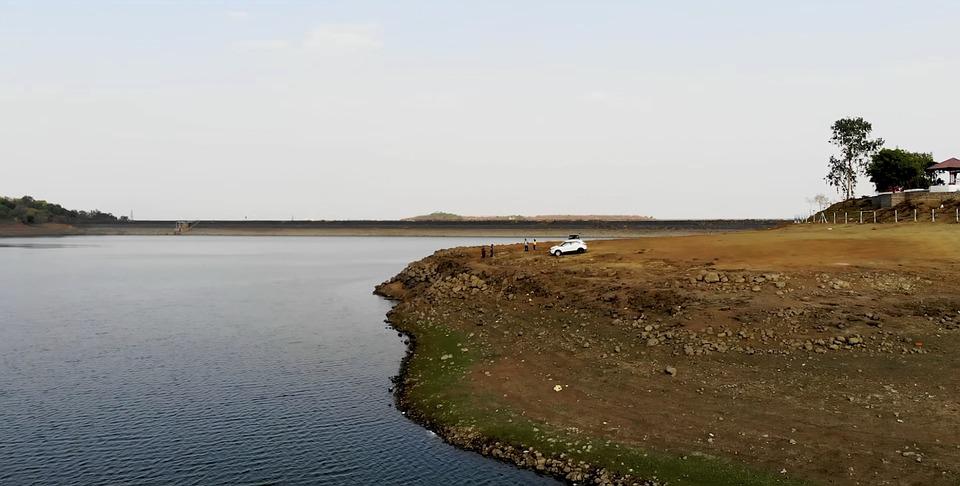 Landscape Background, River, Outdoor, Water, Sky