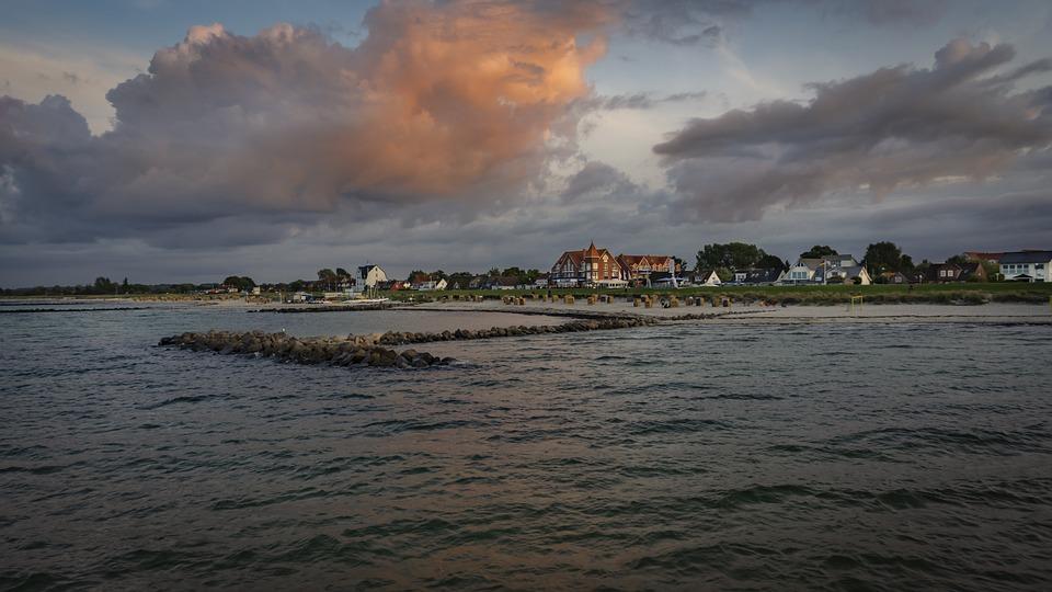 Landscape, Baltic Sea, Coast, Sea, Nature, Beach, Water