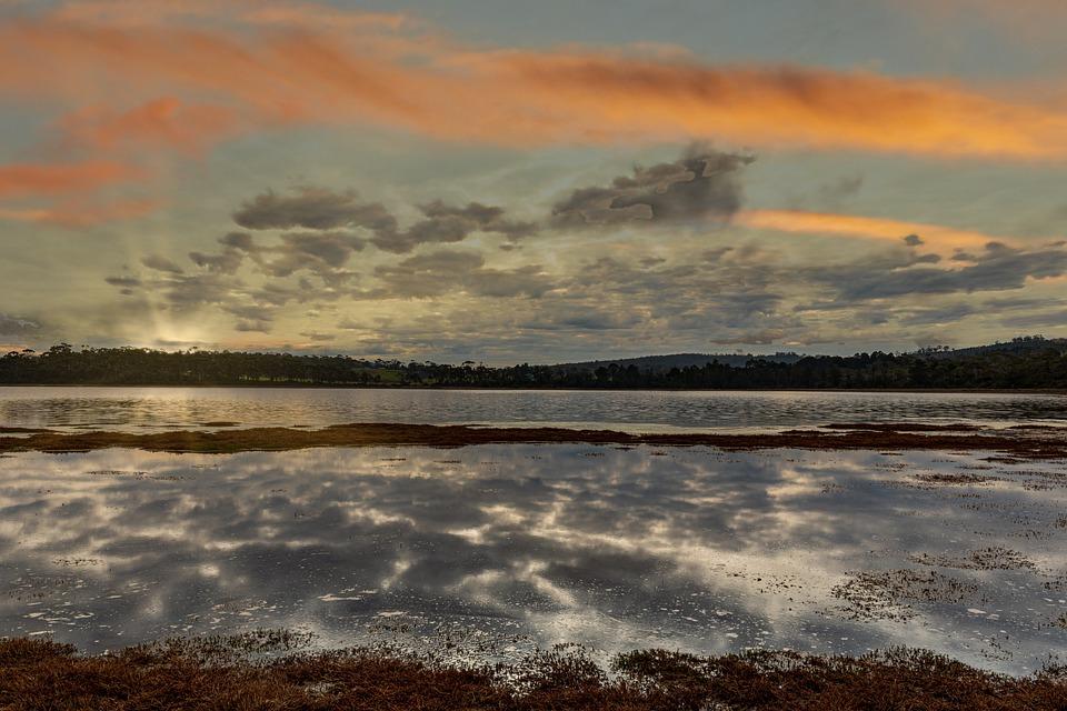 Australia, Tasmania, Seascape, Beach, Landscape