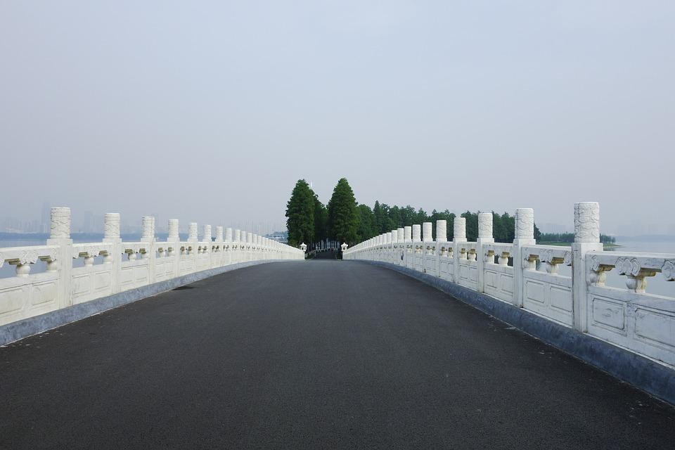 Bridge, East-lake, Landscape