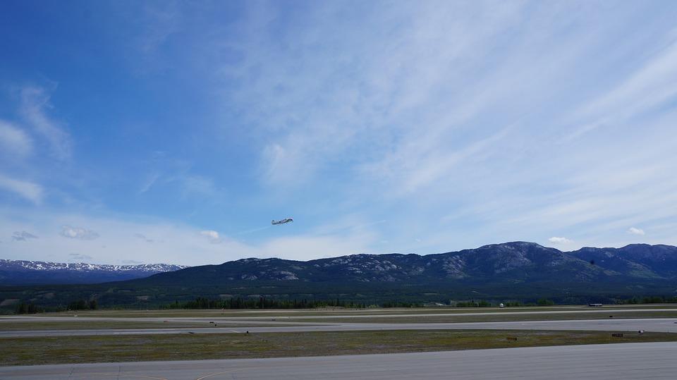 Whitehorse, Yukon, Sky, Canada, North, Landscape