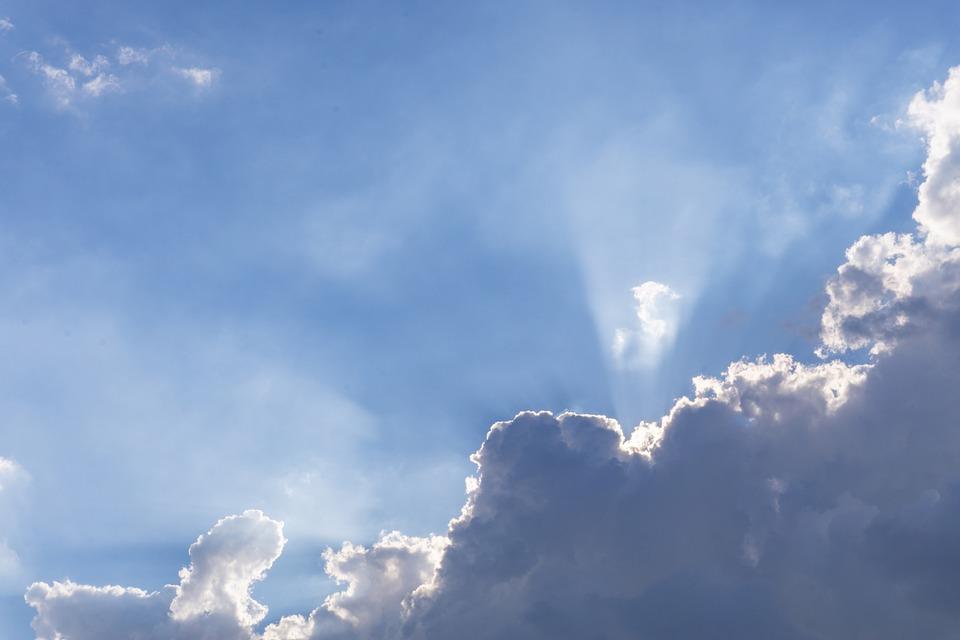 Sky, Cloud, Fair, Landscape, Nature, Weather