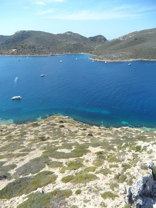Cabrera, Mediterranean, Sea, Coast, Holiday, Landscape