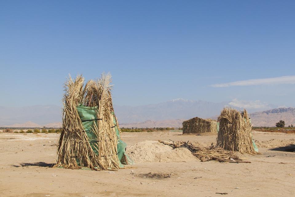 Iran, Balochistan, Landscape, Countryside, People