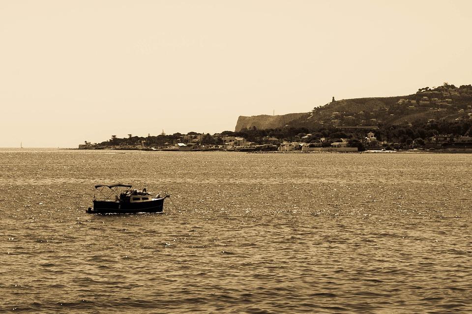 Denia, Sea, Mediterranean, Port Dénia, East, Landscape