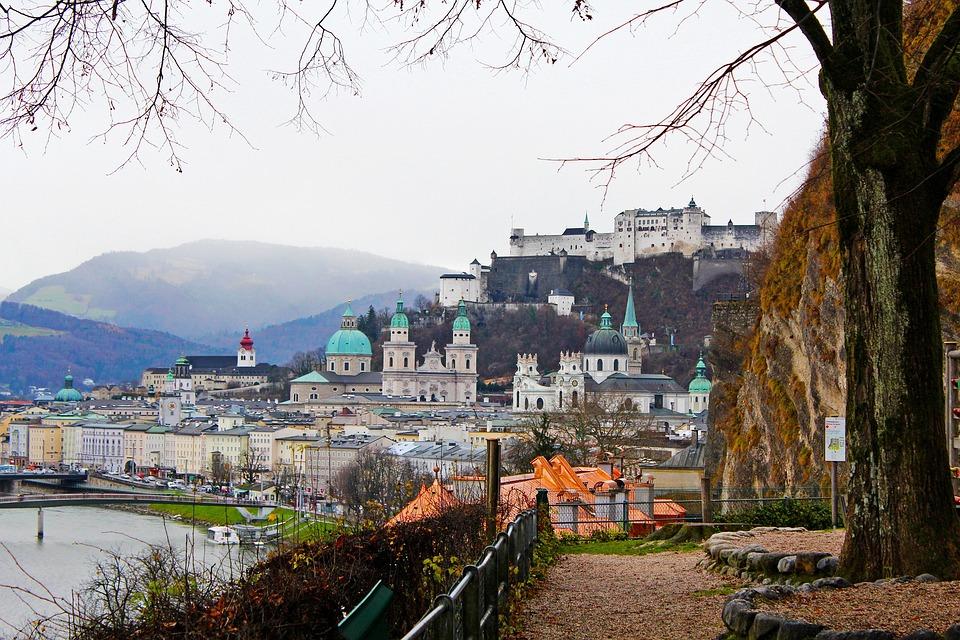 Austria, Salzburg, Europe, Travel, Landscape, Austrian