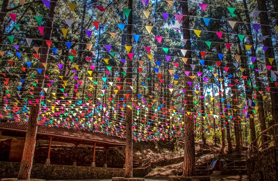 Festival Site, Jewellery, Nature, Landscape, Space