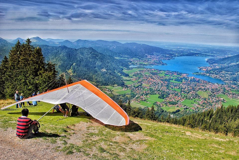 Mountains, Alpine, Landscape, Bavaria, Germany