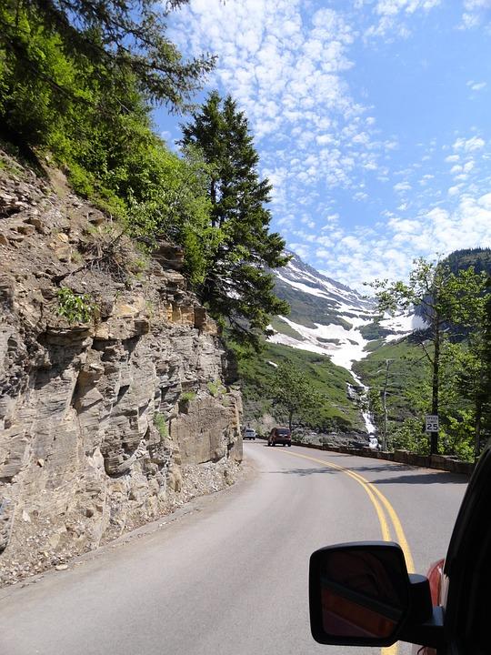 Glacier National Park, Montana, Scenery, Landscape
