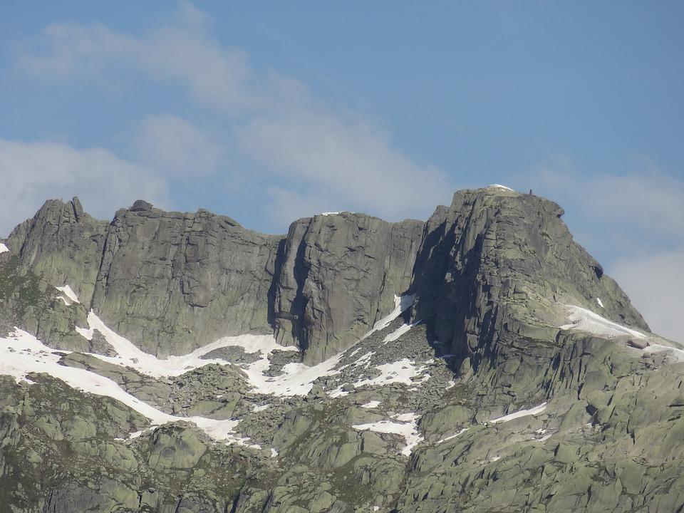 Mountains, Grimsel, Nature, Landscape, Outlook