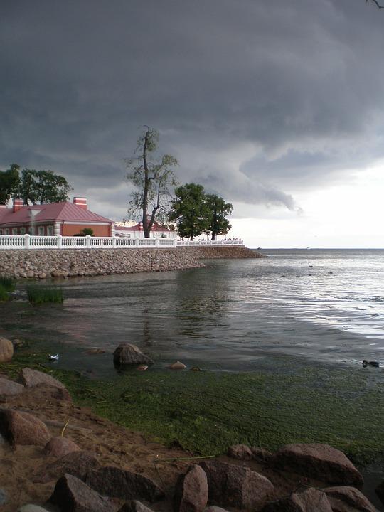 Bay, Nature, Landscape, Beach, Gulf Of Finland, Water