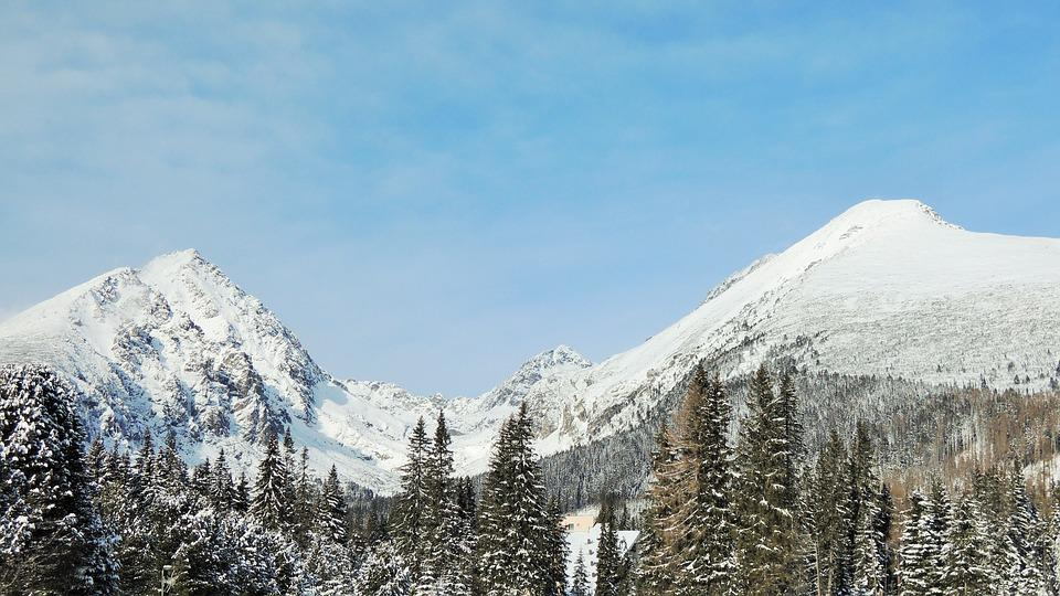 Slovakia, High Tatras, Pleso, Mountains, Landscape