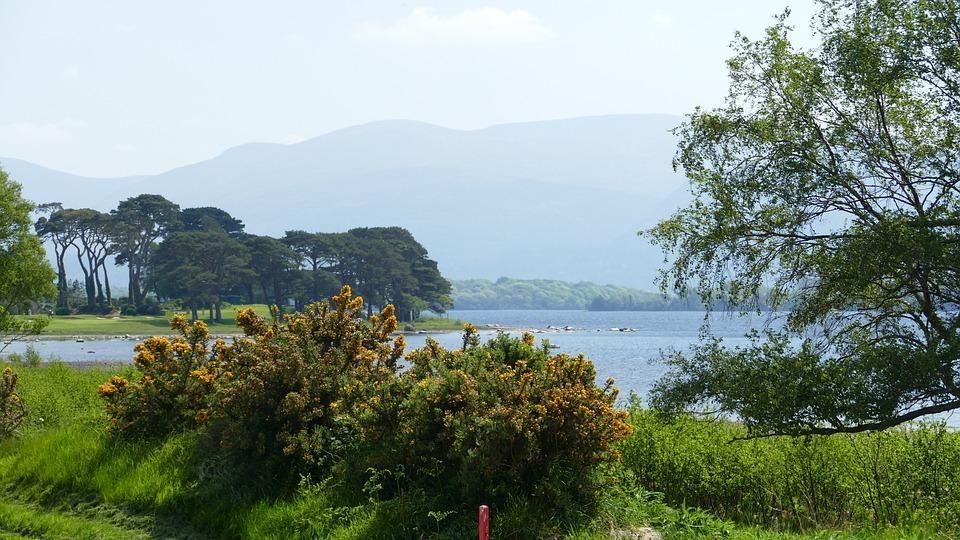 Killarney, Ireland, Landscape