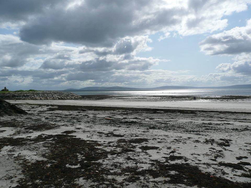 Ireland, Irish, Landscape, Ocean, Sea, Beach, Seascape