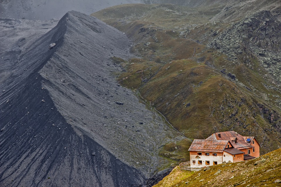 Ortler, South Tyrol, Landscape, Mountains, Italy