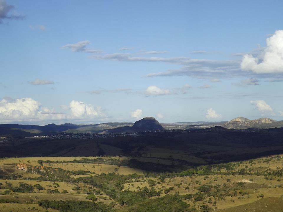 Landscape, Minas, Sky, Gouveia