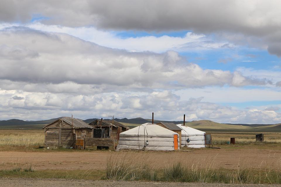Mongolia Yurt Steppe Live Landscape Nomads Tent & Free photo Landscape Mongolia Tent Yurt Nomads Live Steppe - Max Pixel
