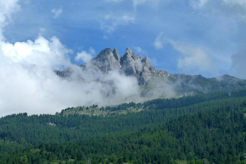 Chabriere Needles, Mountain, Alps, Landscape, Nature