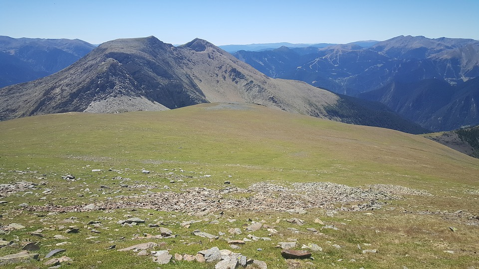 Andorra, Mountain, Landscape