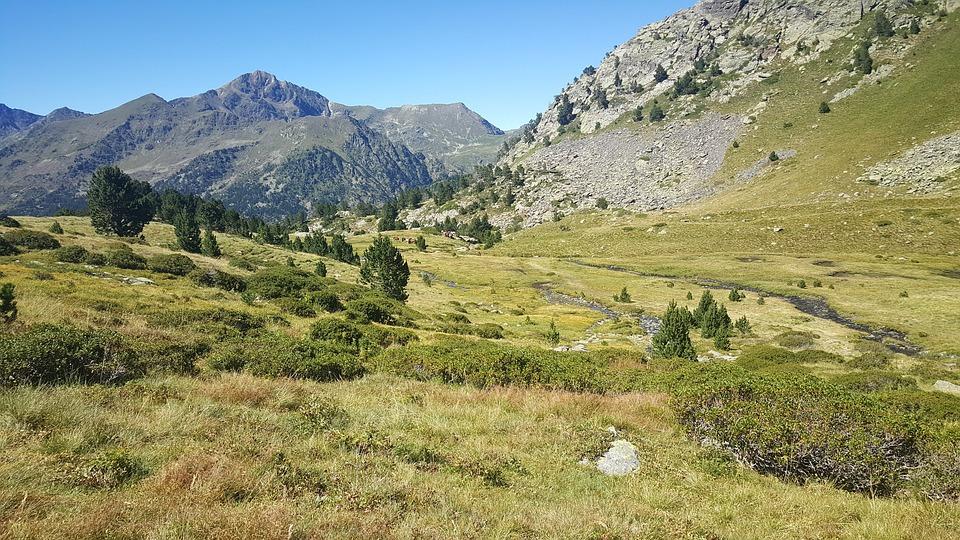 Andorra, Landscape, Mountain