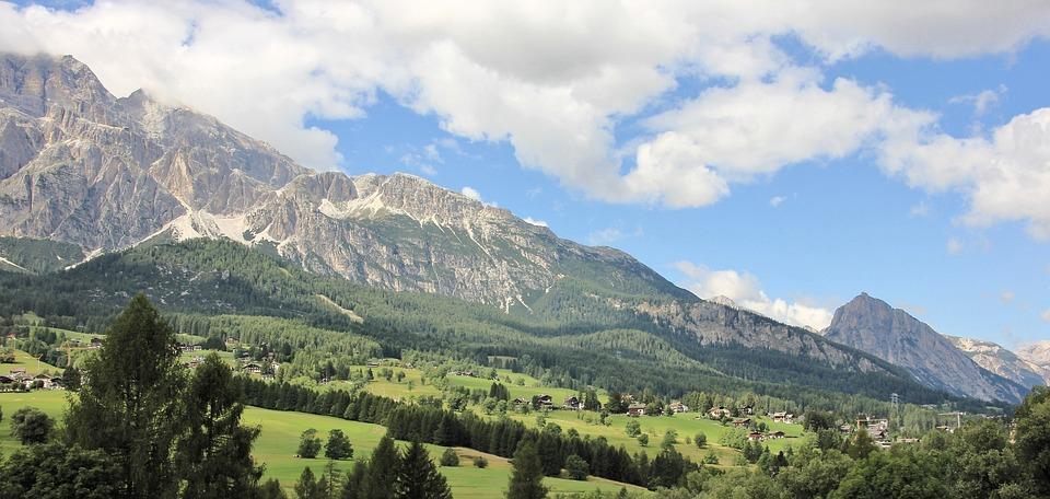 Nature, Mountain, Panorama, Travel, Landscape