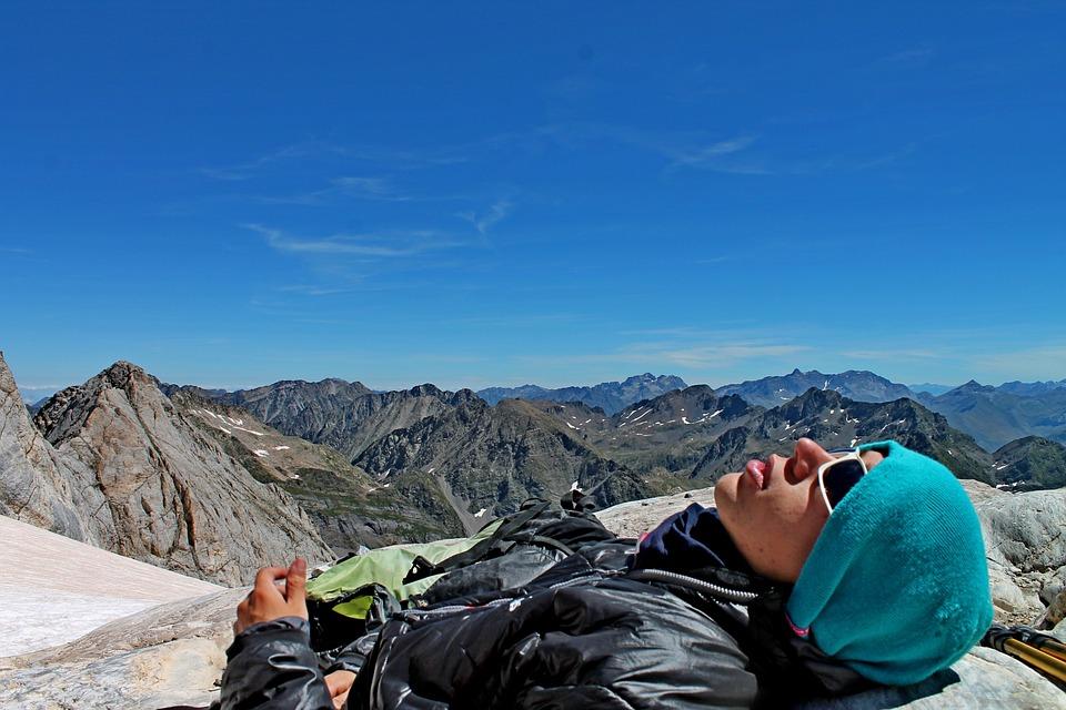 Mountain, Landscape, Relax, Mountain Landscape