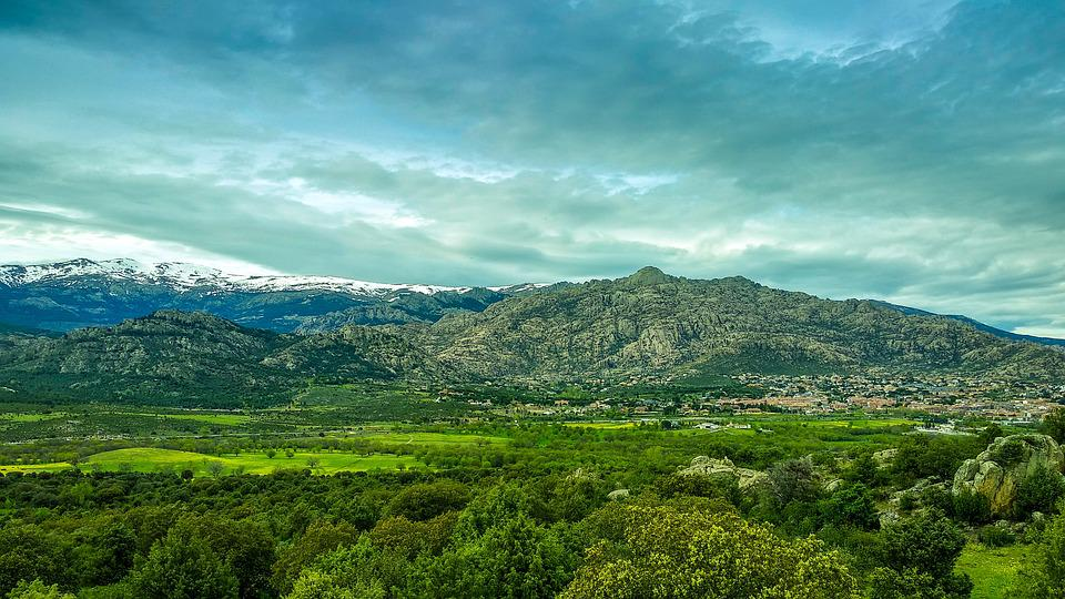 Panoramic, Nature, Landscape, Sky, Travel, Mountain