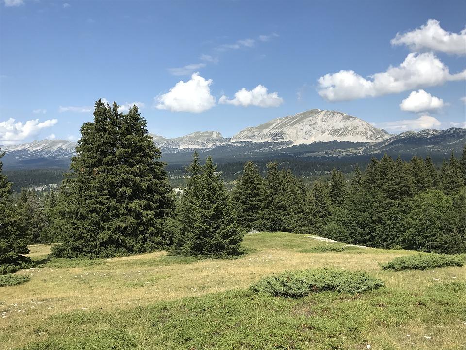 Vercors, Mountain, Landscape