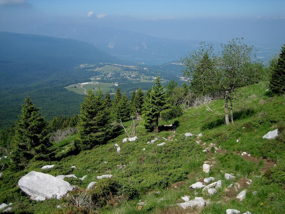 Mountain, Landscape, Mountain Landscape, Mountaineering