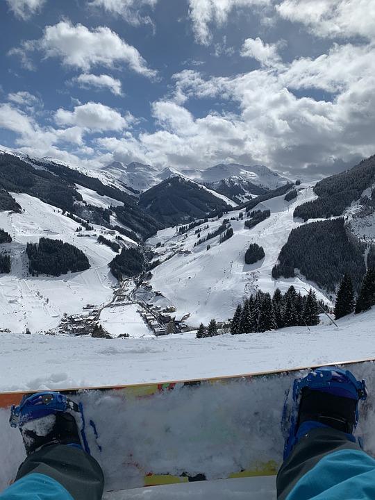 Snow, Mountains, Ski, Winter, Landscape, Alpine