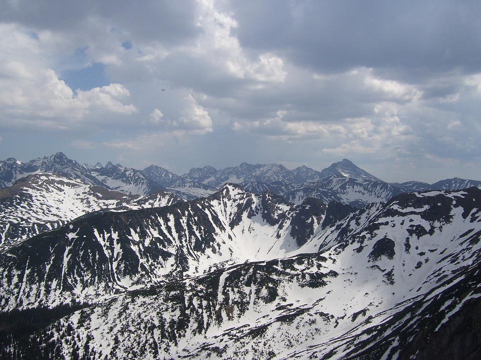 Mountains, Landscape, Tatry