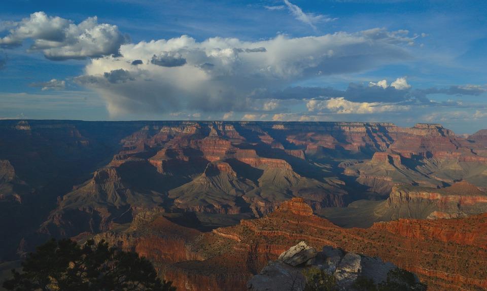 Grand Canyon, Landscape, Arizona, National Parks