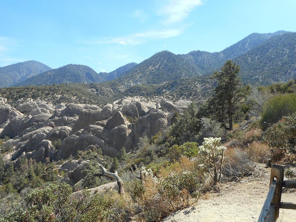 Devil's Punch Bowl, Nature, Arid, Landscape, Bowl