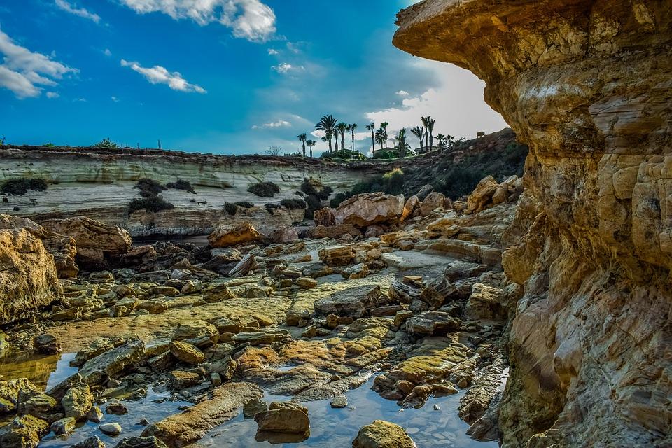 Nature, Water, Landscape, Rock, Travel, Cliff, Coast