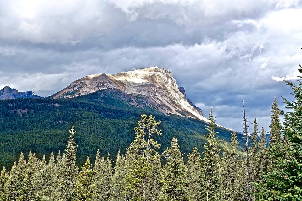 Free photo Landscape Nature Peak Outdoor Rockies Mountains Max Pixel