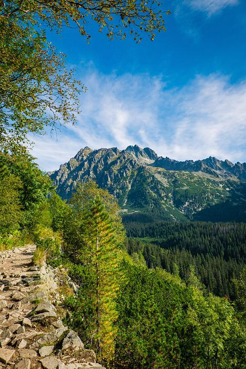 Landscape, Mountains, Nature, Rocks, Countryside