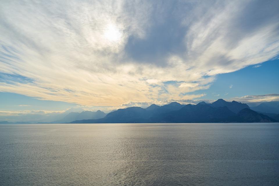 Landscape, Marine, Beach, Peaceful, Great, Ocean