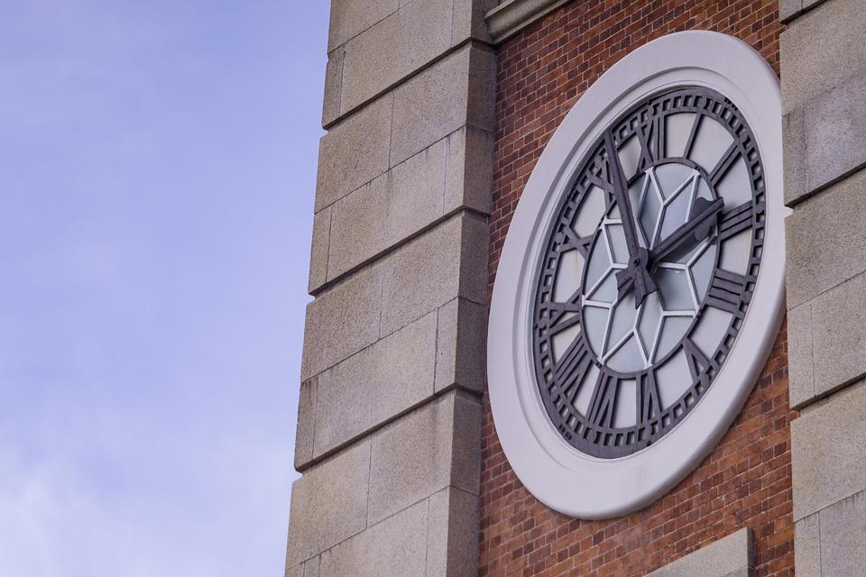 Building, Clock, Sky, Outdoor, Old, Tourism, Landscape