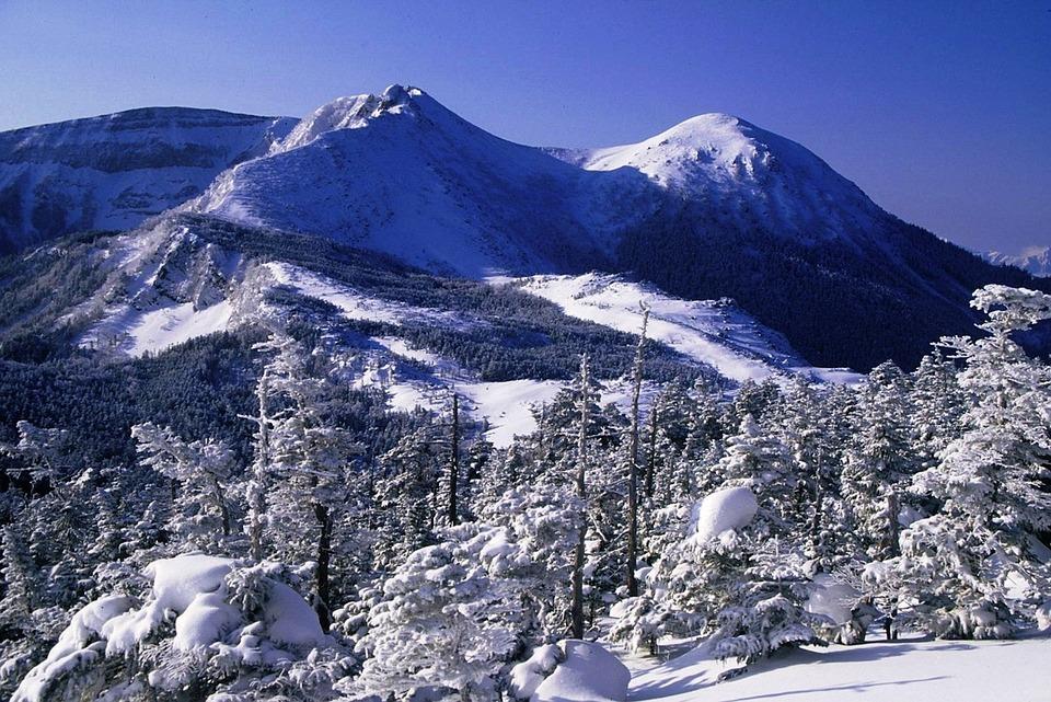 Japan, Landscape, Mountains, Nature, Outside, Scenic
