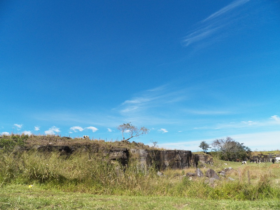 Landscape, Paraná, Mountains, Nature